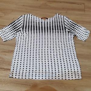 Ellen Tracy woman's L shirt